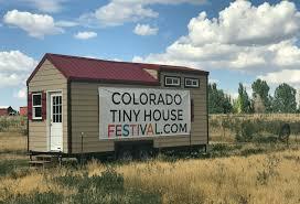 tiny house denver. Colorado Tiny House Festival | The Denver Ear E