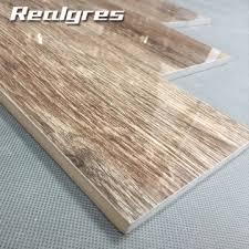 polished porcelain wooden patterned tile wood grain ceramic floor tile