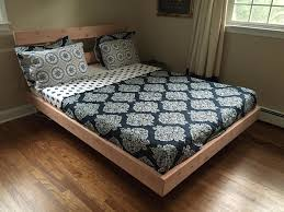 this guy made a diy floating bed in 19 simple steps wait till you see how he did the lights