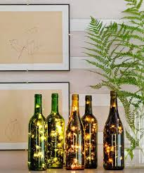 How To Use Wine Bottles For Decoration Top 100 Decoration Ideas Using Wine Bottles Christmas Celebration 10