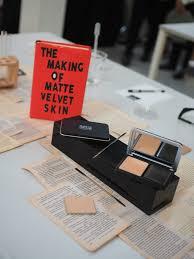 review make up for ever matte velvet skin blurring powder