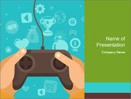 Video Game Powerpoint Template Smiletemplates Com