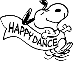 Snoopys Happy Dance Snoopycojp日本のスヌーピー公式サイト