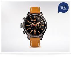 the best watches under 1 000 askmen chotovelli pilot chronograph