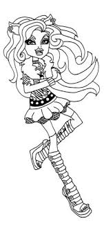 Small Picture Coloring pages Monster High Page 1 Printable Coloring Pages