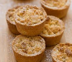 Image result for fresh peach tartlets