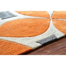medium size of burnt orange area rug and grey rugs solid with in it template compassion