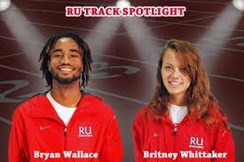 TRACK SPOTLIGHT: BRYAN WALLACE & BRITNEY WHITTAKER - Radford ...