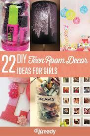 22 easy diy teen room decor ideas for girls diy ready at home plans