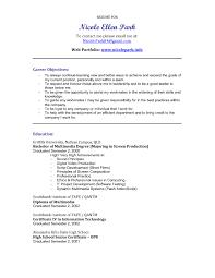 Server Resume Template Free Sample Resume Waiter Accounting