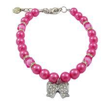 Designer Pet Jewelry Amazon Com Alfie Couture Designer Pet Jewelry Kon Pearl