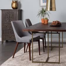 DUTCHBONE CLASS DINING TABLE In Retro Herringbone Design - School dining room tables