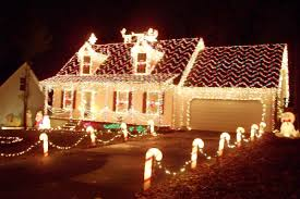 outdoor xmas lighting. Christmas Exterior Lighting Ideas. Outside Lighting. Best Beast And Biggest Outdoor Lights At Xmas E
