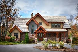 Rustic Floor Plans With Vaulted Ceilings   Home Plan Great Luxury Mountain Home Floor Plans