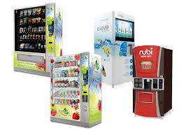Affordable Care Act Vending Machines Interesting OUR MACHINES Vend Natural
