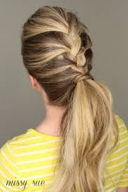 Quick Cute Ponytail Hairstyles Top 10 Beautiful And Easy Ponytail Hairstyles Top Inspired