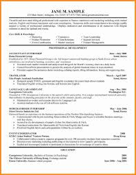Student Resumes Template Resume Templates For Collegeps Examples Students Applying