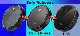 Eufy Comparison Chart Eufy Robovac 11 Vs 11 Vs 11 S What Is The Best Choice