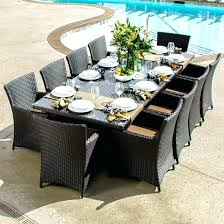 resin outdoor dining table person outdoor dining table large size of patio resin wicker outdoor furniture resin outdoor dining table