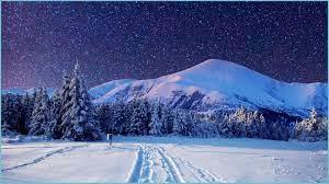 Winter Nature Hd Desktop Wallpaper ...