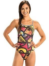 Dolfin Womenu0027s Uglies String Back One Piece Swimsuit