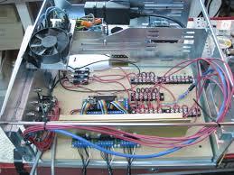 fireball v90 cnc router motor driver controller build