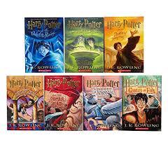 harry potter paperback box set books 1 7 paperback box set july 7 2009