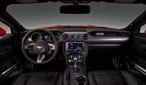 2018 ford mustang interior.  interior 2018 ford mustang coyote new car play dashboard redesign intended ford mustang interior