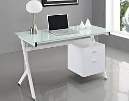 Glass Desk Ikea Popular