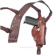 vertical roto shoulder holster