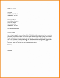 Basic Cover Letter Sample Letters Free Basicsimple Simple Pics