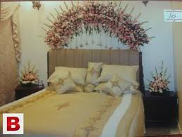 what makes wedding bedroom decoration