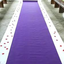 purple rug runner purple red carpet runner new arrival wedding favors purple fabric carpet aisle runner purple rug runner