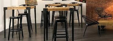 Table Bar Cuisine Design Sign Top Chaise Avec Tabouret Cui