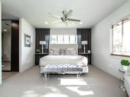 master bedroom ceiling fans bedroom ceiling fans with two elegant lights fan size ideas or chandelier