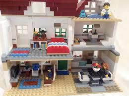 Lego Full House Lego House Traditional Interior Lego Lego Lego Pinterest