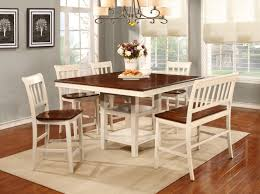Pc Pub Height Dining Set BEL Furniture Houston  San Antonio - Dining room tables san antonio