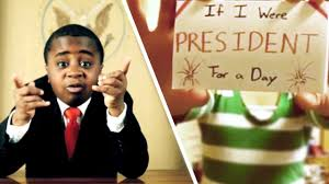 what if you were kid president