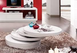 Table Basse De Salon Ronde Design Table Basse De Salon En Verre Et
