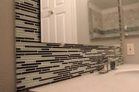 Mirror Tiles Decorating Ideas Enchanting Mosaic Tile Framed Bathroom Mirror Also Home Decorating 97