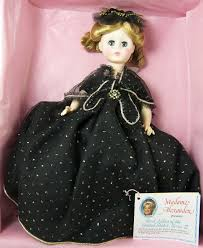 "Madame Alexander 1515 JANE PIERCE DOLL 14"" and 50 similar items"