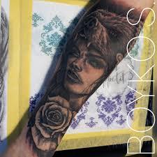 штаб квартира Tattoo Studio тату салон в одессе цены отзывы