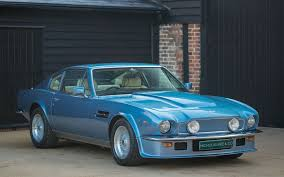 1985 Aston Martin V8 Oldtimer Zu Verkaufen