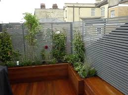 Rooftop Small Terrace Ideas