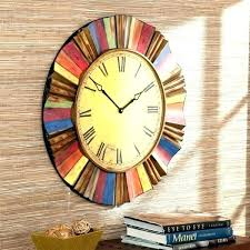 36 inch wall clock wall clock inch wall clocks clocks large decorative wall clocks inch wall