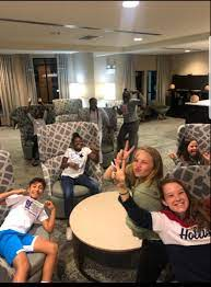 """Ken Booker on Twitter: """"#HumbleRoyaltyElite class of 2026 enjoying the  evening before tournament play at Ohio Nothern University.… """""""