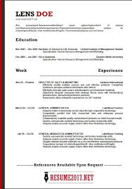 Student Resume Builder 2018 Magnificent RESUME FORMAT 28 28 Latest Templates In WORD