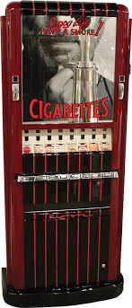 Rowe Cigarette Vending Machine Amazing Products That Enable SmokingThe Evolving Ciagerette