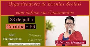 Organizadores De Eventos Organizadores De Eventos Sociais Com Adriana Gunther Curitiba At