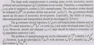 pak education info unemployment essay for fa fsc ba bsc students unemployment essay for fa fsc ba bsc students